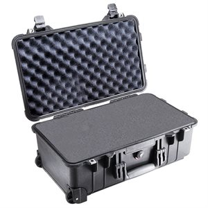 PELI CASE 1510 (WITH PICK 'N' PLUCK FOAM)