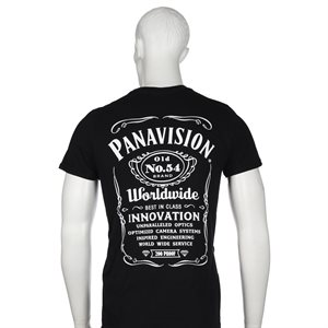 PV JACK DANIELS T-SHIRT BLACK MENS