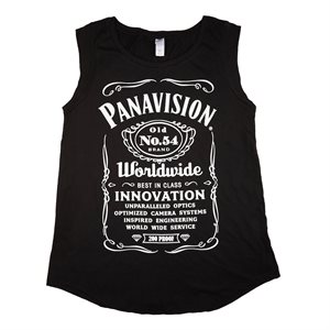 PV JACK DANIELS T-SHIRT BLACK LADIES