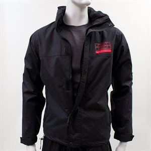PACELIGHT RAIN JACKET (BLACK)