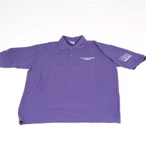 PV POLO SHIRT PURPLE