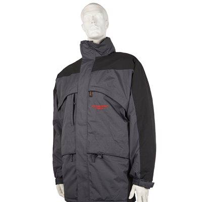 PV SENECA JACKET(ANTHRACITE / BLACK)