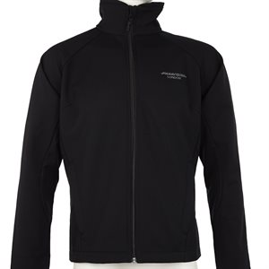 COLUMBIA SOFTSHELL JACKET LADIES (BLACK)