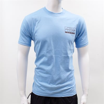PV T-SHIRT LIGHT BLUE