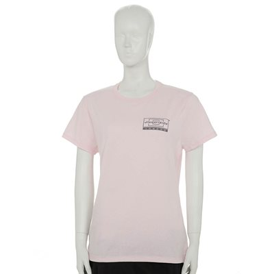 PV T-SHIRT LADIES (M) PINK
