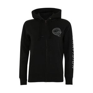 PANAVISION ZIP HOODY (BLACK) LADIES