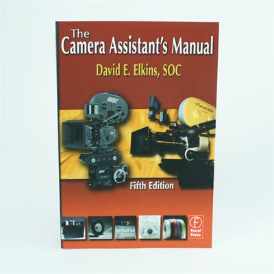 camera ass manual 5th 9780 2408 10577 rh panastoreonline co uk SVG Camera Assistant Camera Safety Tether