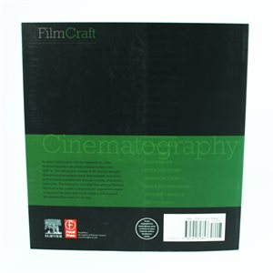 FILMCRAFT:CINEMATOGRAPHY BOOK