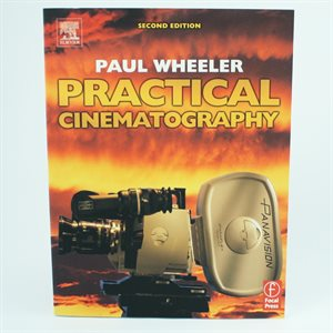PRACTICAL CINEMATOGRAPHY ISBN 0240515552