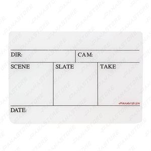 CLAPPERBOARD SMALL (STANDARD)