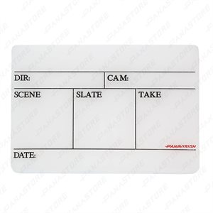 CLAPPERBOARD TINY (STANDARD)