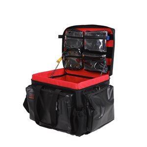 DB FLOOR BAG (DB2007) WITH BUILT IN  METAL SHEET TIN  HOLDER