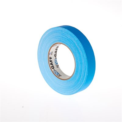 FLUORESECENT BLUE TAPE 1""