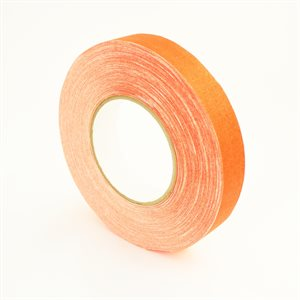 FLUORESCENT ORANGE TAPE 1""