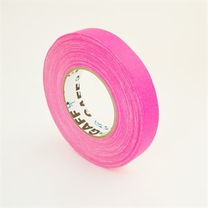 FLUORESCENT PINK TAPE 1""