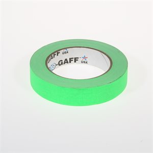 FLUORESCENT GREEN TAPE 25M