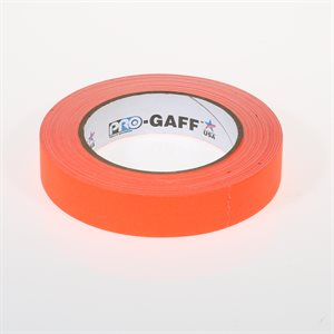 FLUORESCENT ORANGE TAPE 25M