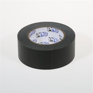 "2"" MATT BLACK TAPE"