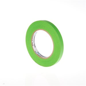 "ARTISTS PAPER TAPE 1 / 2"" GREEN"