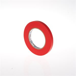 "ARTISTS PAPER TAPE 1 / 2"" RED"