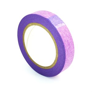 "1"" PURPLE PAPER TAPE"