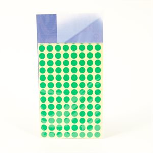 STICKY DOTS - GREEN 32-302
