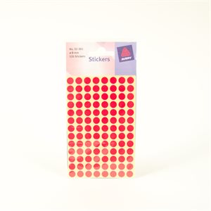 STICKY DOTS - RED 32-301