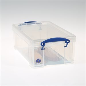 REALLY USEFUL BOX 5 LTR CLEAR
