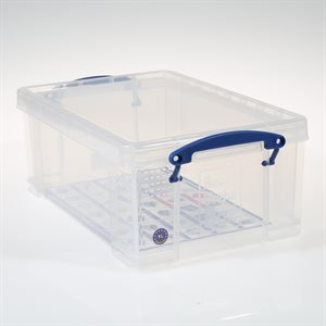 REALLY USEFUL BOX 9 LTR CLEAR
