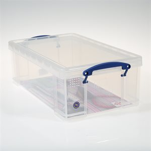 REALLY USEFUL BOX 12 LTR CLEAR