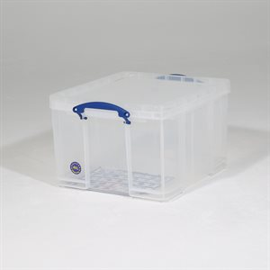 REALLY USEFUL BOX 42 LTR CLEAR