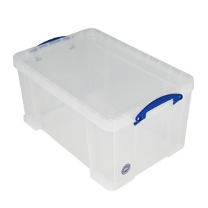 REALLY USEFUL BOX 48 LTR CLEAR
