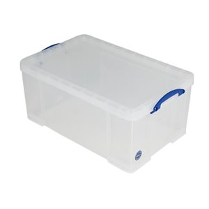 REALLY USEFUL BOX 64 LTR CLEAR