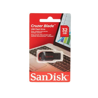 SanDisk USB 32GB FLASH DRIVE