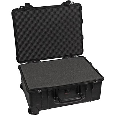 PELICASE 1560 (WITH PICK 'N' PLUCK FOAM)